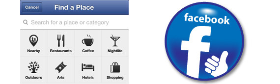 Facebook Nearby – To Compete With Online Review Sites