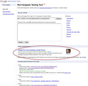 google-rich-snippets-tool