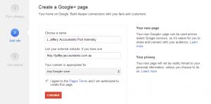 google-plus-page-link-website